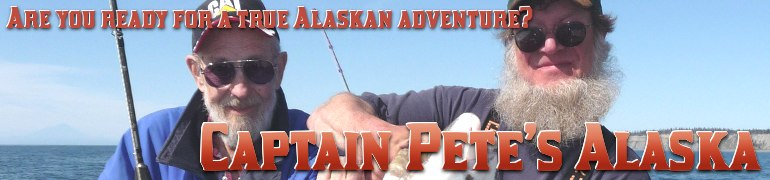 Halibut and salmon fishing in Homer, Alaska with Captain Pete : Are you ready for a true Alaskan adventure?