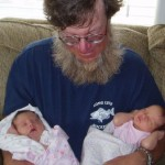 Grampa and Babyies