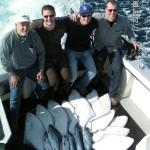 August 1st Halibut Salmon Fishing