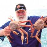 Santa Crabbing