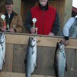 fish and trophy